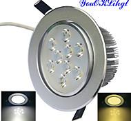 Luci da soffitto 9 LED ad alta intesità 900 lm Bianco caldo / Luce fredda Intensità regolabile / Decorativo AC 220-240 / AC 110-130 V1