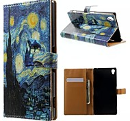 Good Quality PU Leather Flip Case Mobile Phone for Sony Xperia Z3/Xperia Z3 mini/Xperia Z4/Xperia Z4 mini