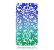 Flower Color Pattern TPU Material Phone Case for Samsung Galaxy J1/J1 Ace/J2/J3/J5/J7