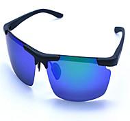 Sunglasses Men's Elegant / Lightweight / Sports / Fashion / Polarized Flyer Black Sunglasses / Goggles / Driving Half-Rim