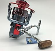 Carretes para pesca spinning / Carretes de currián 4.7:1 10 Rodamientos de bolas IntercambiablePesca de Mar / Pesca al spinning / Pesca