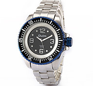 Men's Business Fashion Stainless Steel Band Quartz Watch