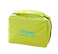 Toiletry Bag Cosmetic Bag Waterproof Hanging Portable Multi-function for Travel StorageOrange Red Green Blue Blushing Pink