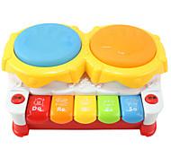 стороны барабана засветиться многофункциональный пластиковая игрушка красочная музыка