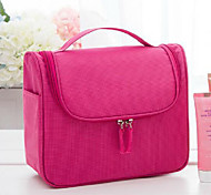 Travel Toiletry Bag Cosmetic Bag Travel Storage Waterproof Portable Hanging Multi-function Nylon