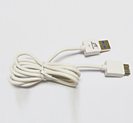 FengZhi 100cm Micro USB Data Line Charging Cable for Samsung Note3