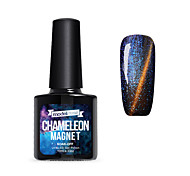 Modelones Magnetic Cat Eyes Chameleon Gel Polish Soak Off UV Gel Nail Art