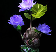 Simulation Resin Lotus Ornament Decoration for Aquarium