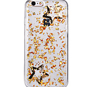 Luxury Star Design TPU Back Cover Cover for IPhone 6 Iphone6S