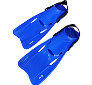 Diving Fins Neoprene Blue