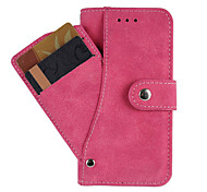 Specially designed card wallet type mobile phone holster for iphone 6/iPhone 6S