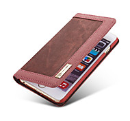 CaseMe ®High quality denim fabrics of high-grade recreational style Case for iPhone 6/iPhone 6S