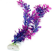 High Quality Purple Blue Artificial Water Plants for Aquarium