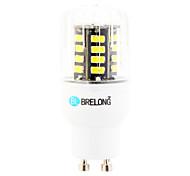 6W GU10 LED a pannocchia T 30 SMD 600 lm Bianco caldo / Luce fredda AC 220-240 V 1 pezzo
