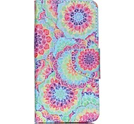 For Acer Case Card Holder / with Stand / Flip / Pattern Case Full Body Case Mandala Hard PU Leather for Acer