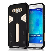 Para Funda Samsung Galaxy Antigolpes Funda Cubierta Trasera Funda Armadura Silicona Samsung A8 / A7 / A5