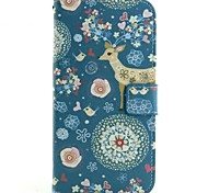 The Deer Around with Inserted Capitol Sets Stent for Samsung Galaxy S7/S7Edge/S7Plus
