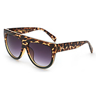 Sunglasses Women's Retro/Vintage / Fashion Cat-eye Black / Silver / Gold Sunglasses Full-Rim
