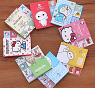1PC Cute Cartoon Animal N Post Post-It Note Pad Of Post
