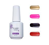 ILuve Gel Nail Polish Set - Pack Of 4 - Long Lasting 3 Weeks Soak Off UV Led Gel Varnish – For Nail Art #4034