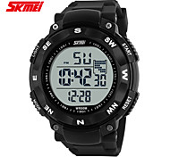 Sports Watch Men's / Ladies' / Kids' / Unisex Calendar / Chronograph / Water Resistant / Sport Watch Digital Digital