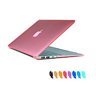 "Crystal Clear Full Body Case Cover for  MacBook  Air 11"" Pro 13""/15""(Assorted Colors)"