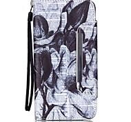 große Abdeckung 3 Kartenmappe Ganzkörperfall für iphone 6 / 6S speziell entworfen