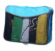 Travel Luggage Organizer / Packing Organizer Travel Storage Portable Net Fabric
