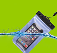 100% Drifting Sealed Waterproof Bag Case Pouch Phone Cases for iPhone All the Models