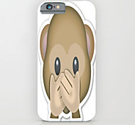 Hand Posture Pattern PC Phone Case Hard Back Case Cover for iPhone5/5S