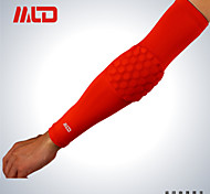 Cycling Bike Elbow Support Honycomb Elbow Strap