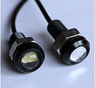 angel eyes LED (ub) 23-1.0w / 1.5W LED carro angel eyes multicolor