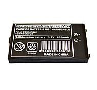 850mAh Rechargeable Lithium-ion Battery + Tool Pack Kit for Nintendo DS NDS
