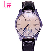 Women's Fashion Watch Simple Calendar Classic Casual Belt Big Dial Quartz Watch(Assorted Colors) Cool Watches Unique Watches