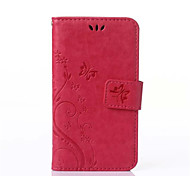 PU Leather Wallet Flip Pattern Case For Samsung Galaxy Ace 4 G357FZ G357