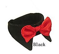Dog / Cat Tie Black / White / Yellow Spring/Fall Wedding / Christmas