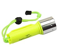 Torce LED LED 1 Modo 2000 Lumens Impermeabili / Resistente agli urti / Compatta / Emergenza / Alta intensità Cree XM-T6 L2 18650