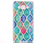 Round Pattern PC Phone Case For Samsung Galaxy A5 / A3 / A3(2016) /A5(2016) /A7(2016)