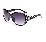 Women's Fashion 100% UV400 Browline Sunglasses