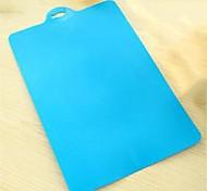 morbido pieghevole bordo antibatterico taglio di plastica, colori assortiti