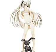 margem de vazio anime figura de ação 19cm brinquedos modelo boneca de brinquedo