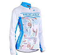 NUCKILY Cycling Tops / Jerseys / Jacket Women's BikeWaterproof / Breathable / Moisture Permeability / Water Bottle Pocket / Anatomic