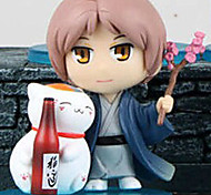 Natsume's Book of Friends Anime Action Figure 8CM Model Toy Doll Toy