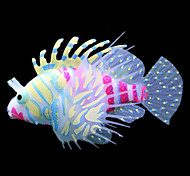Aquarium Decoration Ornament / Artificial Fish Artificial / Non-toxic & Tasteless Plastic