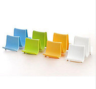 Wave Style Pan Pot Cover Spoon Lid Rack Rest Stand Holder Kitchen Utensil Tool Random Color