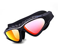 LEACCO®Anti-Fog,Adjustable Size,Anti-UV,Scratch-resistant for Unisex Silica Gel(Frames) PC(Lens) Swimming Goggles