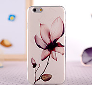 Lotus Design Back Cover Case for IPhone 6 Iphone6S