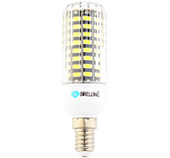 BREL0NG E14 15W 80X5733 Warm White/Cool White LED Corn Light(1 PCS)