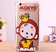 Cartoon Little Monkey Design Cover for IPhone 6 Iphone6S