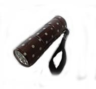 Eclairage Lampes Torches LED LED 50 Lumens 1 Mode LED AAA Contrôle d'angle / Petit Camping/Randonnée/Spéléologie / Usage quotidienAlliage